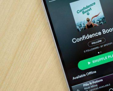 platform of Spotify