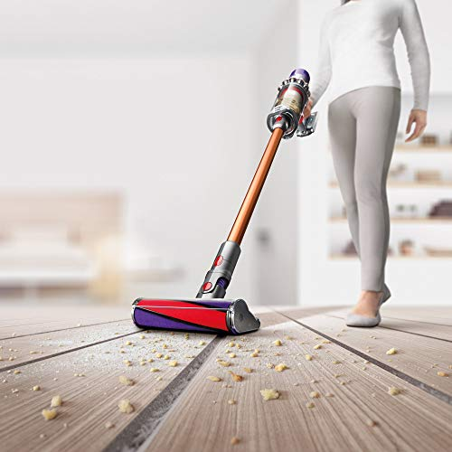 Ovente Cyclonic Canister Vacuum