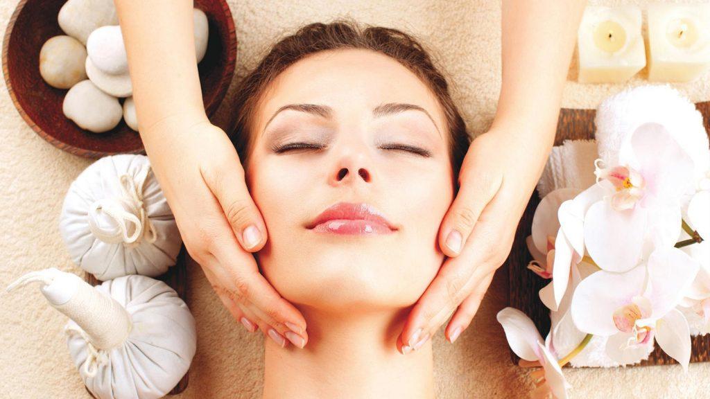 Facial Skin Care Treatment
