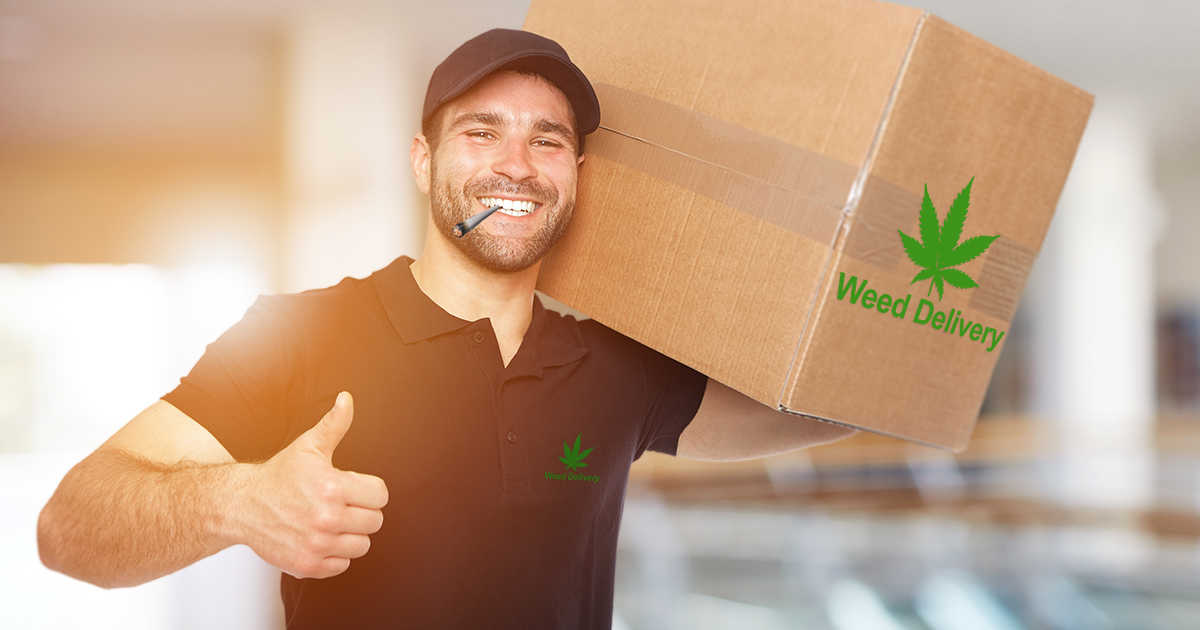 Benefits of Marijuana Delivery Services