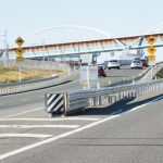 Safety Barries replace the Traditional Road Guard Rails