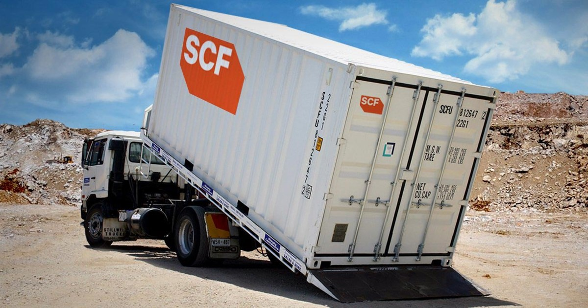 Entrust Your Shipping Plans with SCF's Leading Containers in Australia