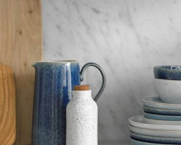 Space Saving, Sturdy And Good Looking Kitchen Ware From Van Go Collections
