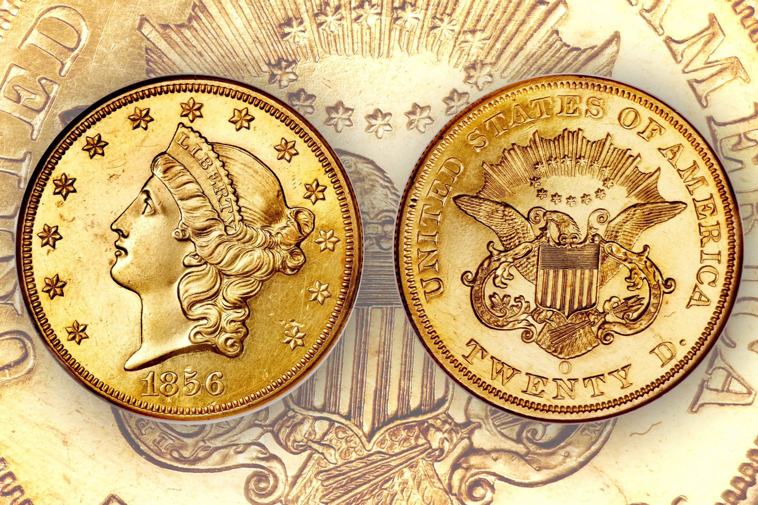Purchase Liberty Head Twenty Dollar Gold Coins Online