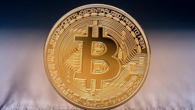 mining of bitcoins